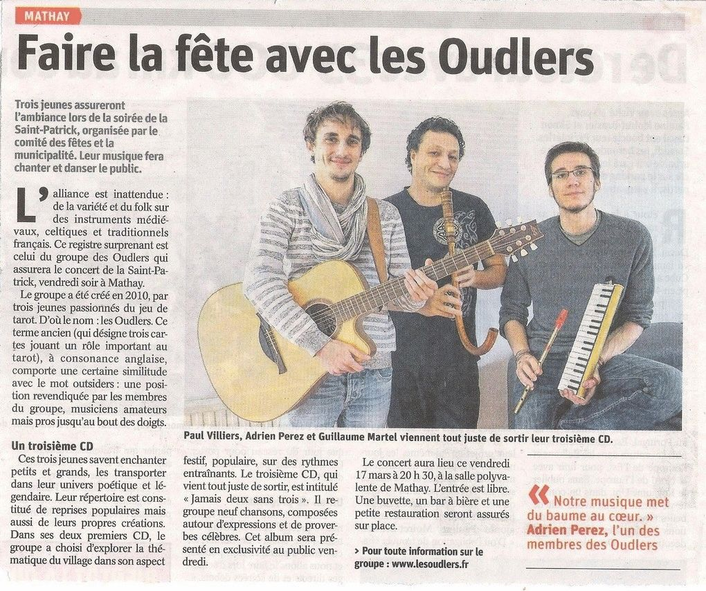 les Oudlers